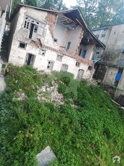 Murree mall Road plot for sale