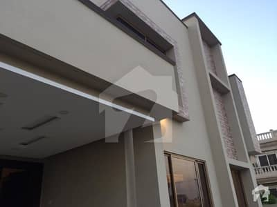 Kanal Brand new full house for rent in bahria town