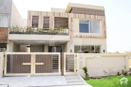 10 Marla Brand New Luxuries Designed Bungalow Is Available For Sale