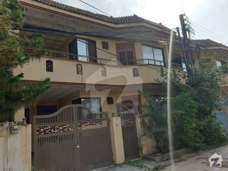7.5 Marla Beautiful Double Storey House For Sale