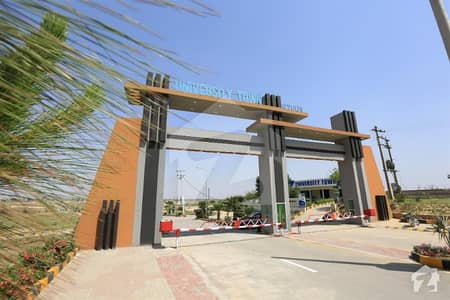یونیورسٹی ٹاؤن ۔ بلاک اے یونیورسٹی ٹاؤن اسلام آباد میں 5 مرلہ رہائشی پلاٹ 12 لاکھ میں برائے فروخت۔