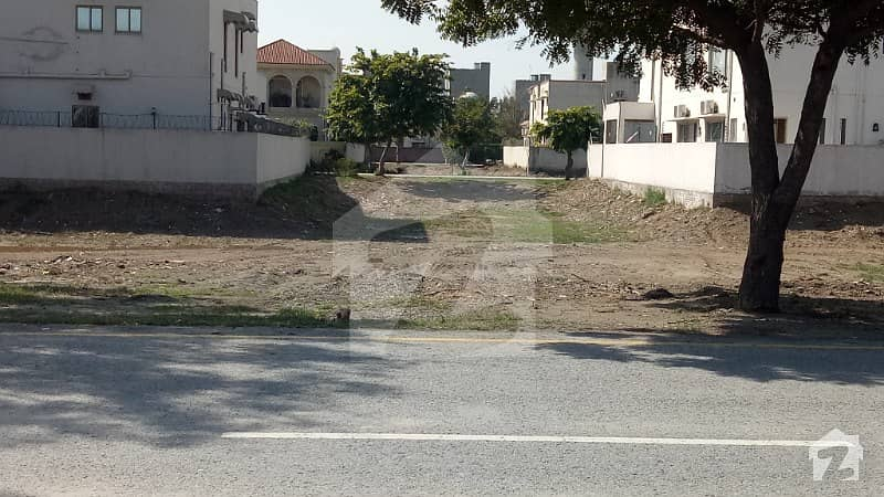 1 Kanal Plot For Sale Block U Plot Near Park