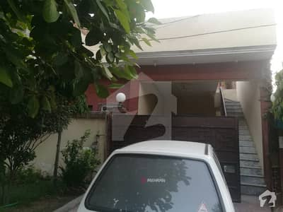 6 Marla Corner House For Sale Pf Colony Opposite Askari 9 Zarar Shaheed  Road Lahore cantt hot location