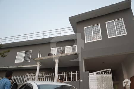 12 Marla  Double Storey House And Lawn
