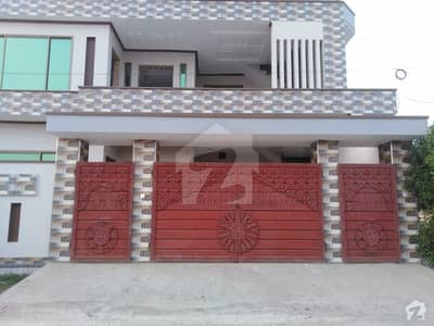 10 Marla Corner Double Storey House Is Available For Sale