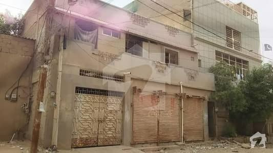 240 Sq Yd   House Is Available For Sale