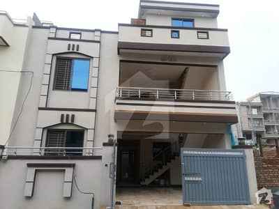 6 Marla Double Storey House For Sale In Airport Housing Society  Rawalpindi