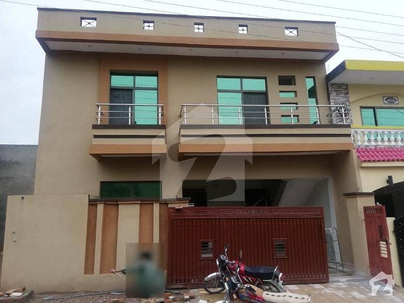 6 Marla One And Half Storey House For Sale In Airport Housing Society  Rawalpindi