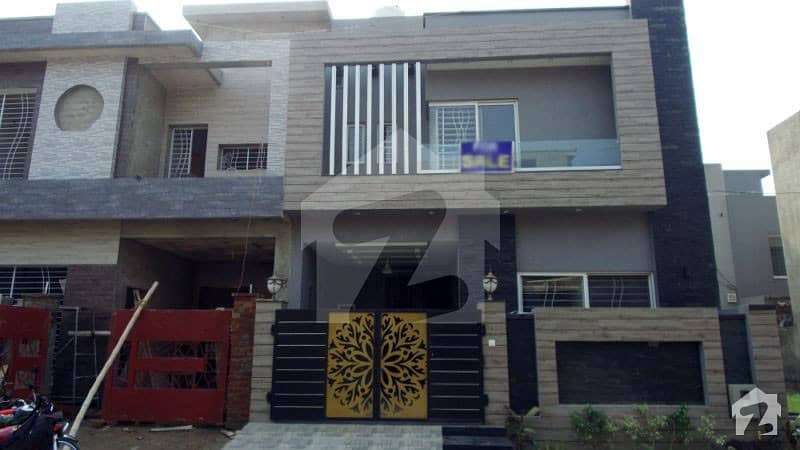 5 Marla House For Sale In A Extension Block Of State Life Phase 1