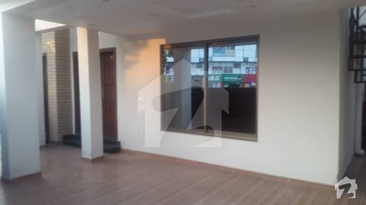 14 Marla Brand New Proper Double Unit Main Boulevard Corner House Is Available For Sale