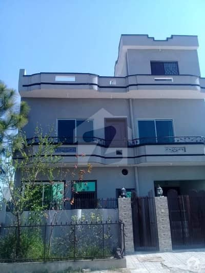 7 Marla Double Storey Beautiful House For Sale In Rawat Police Foundation