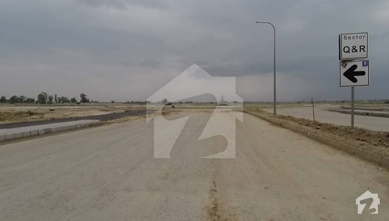 1 Kanal Superb Plot Is Available For Sale At Good Location