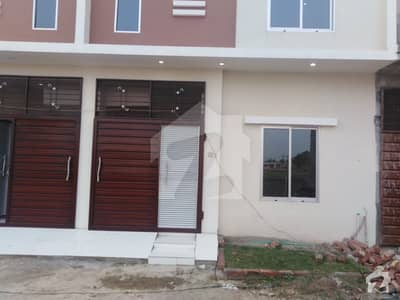 2 Marla House For Sale In Gold Land Housing Society Manawan Lahore