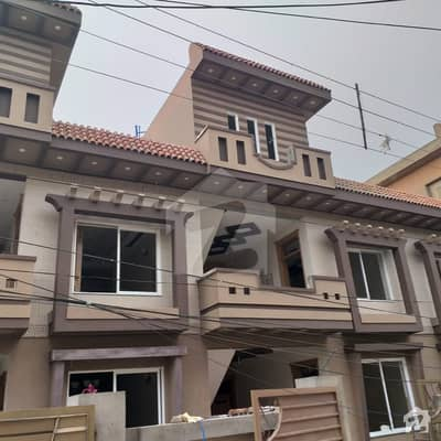 7 Marla Double Storey House 4 Bed With Dinning Drawing Room