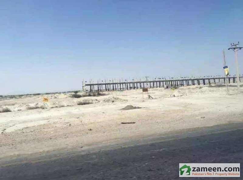 Industrial And Commercial Land For Sale In Gwadar