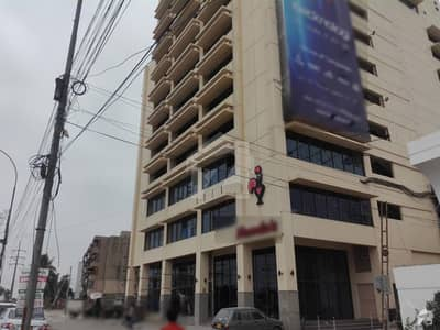 A Most Prime Location 7315 Square Feet Showroom Is Available For Rent In The Heart Of Karachi Clifton Block 7