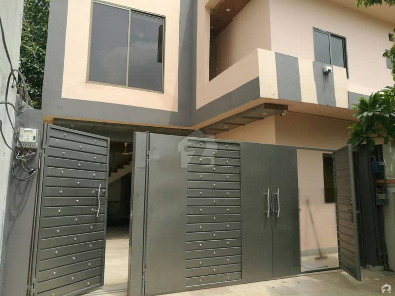 Ground Floor Flat Available For Rent In PIA Housing Scheme