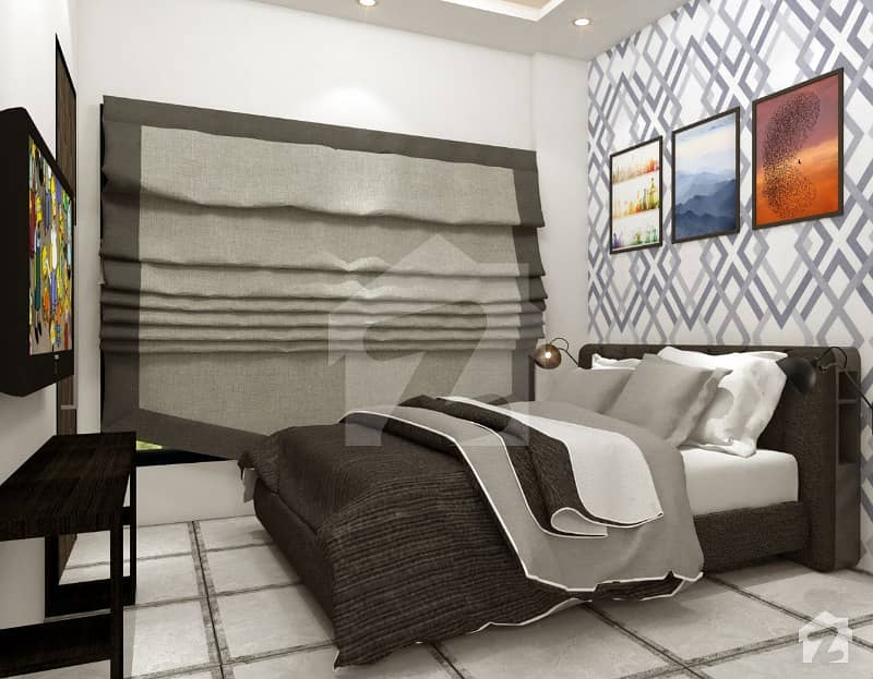 One Bed Luxury Apartment At One Of The Most Posh Area Of Bahria Town Lahore