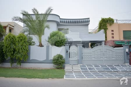 One Kanal Well Maintained Bungalow For Rent Near Market And Park