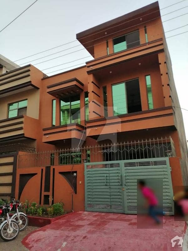 Brand New Lush 5 Marla Double Storey House For Sale In Airport Housing Society