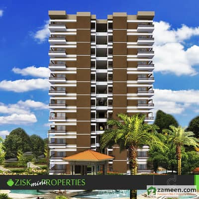 Bahria Town Legends Flat For Sale