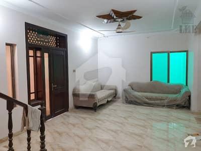 1890 Square Feet Corner House For Sale In Babai Villas Jinnah Town
