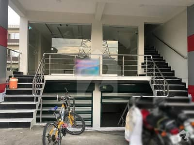 Plaza Is Available For Sale At Good Location