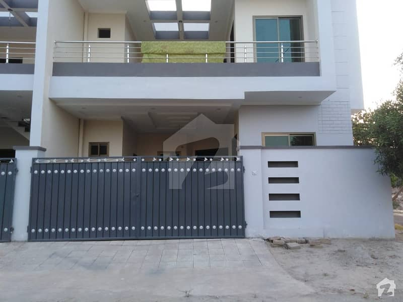5 Marla Corner Double Storey House For Rent