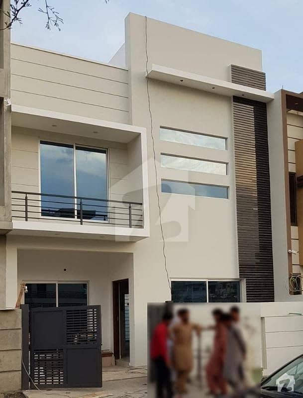 House  For Sale In  Cda Sector  D-12 Grand Location Islamabad