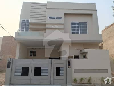 125 Marla Brand new Double Story House available for Sale