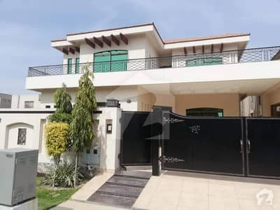 1 Kanal Brand New Urgent House For Sale With Basement Out Class Interior Design Next To Corner In Dha Phase 5