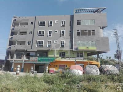 نیشنل پولیس فاؤنڈیشن اسلام آباد میں 2 کمروں کا 4 مرلہ فلیٹ 55 لاکھ میں برائے فروخت۔