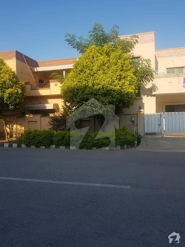 House Is Available For Sale In Sector Corner Front Open