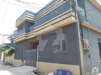 7 Marla Beautiful House For Sale Near Bannu House Tajabad Opposite To Phase 3 Basharat Market Hayatabad