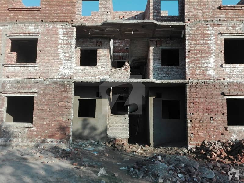 Brand New Flat Available For Sale In Khayaban-e-Amin - Block P