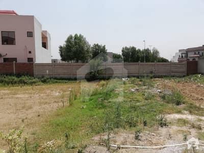 3 Marla Residential Plot For Sale