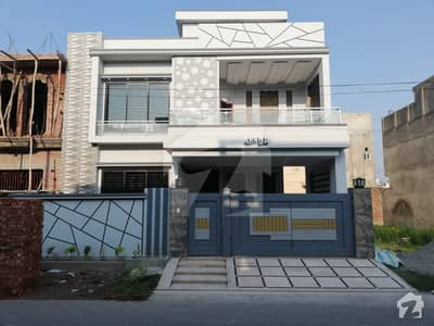 10 Marla Brand New House Is Available For Sale In Garden Town Phase 2 Block F