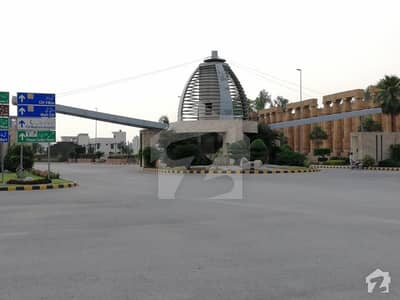 5 Marla Residential Plot Is Available For Sale In Citi Housing Society FF Theme Park