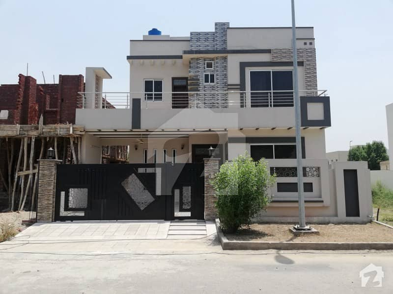 10 Marla Brand New House Is Available For Sale In Citi Housing Society Phase 1 Block BB