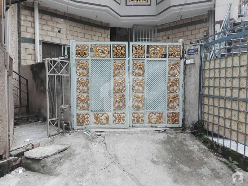 Triple Storey Well Built House Available  On Good Location