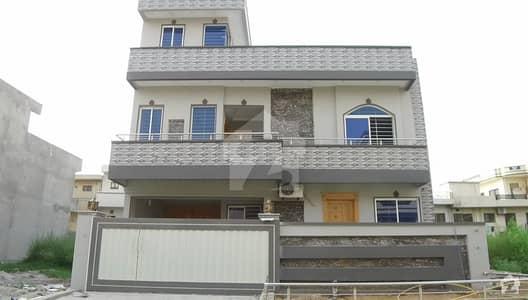 10 Marla Sun Face Brand New Double Storey House For Sale