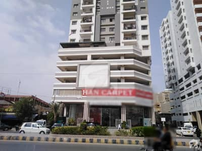 Brand New Machiyara Tower Apartment In Clifton Block 8