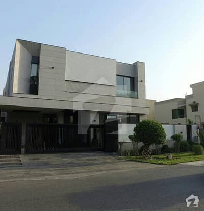 Best Deal One Kanal Brand New Spanish Excellent Bungalow With Full Basement For Sale In Dha Phase 5