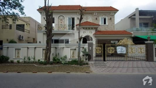 1 Kanal Spanish House For Sale In FF Block Of DHA Phase 4 Lahore