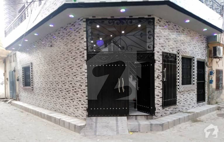 3 Marla Corner House For Sale In Nishtar Colony Lahore