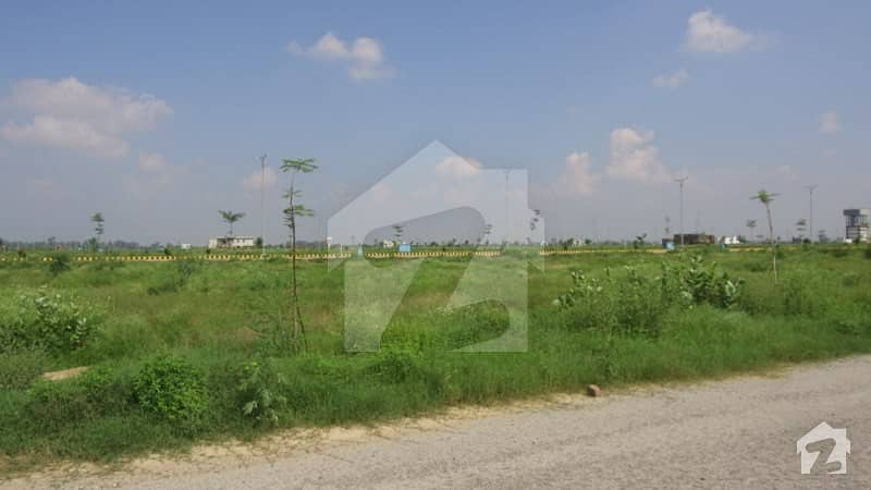 1 Kanal Plot Is Available For Sale Residential Plot No 647 Block Z1 On Good Location In Phase 7