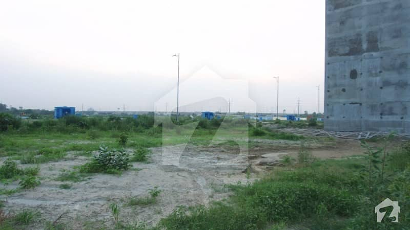 8 Marla Commercial Plot Is Available For Sale 100 Ft Road