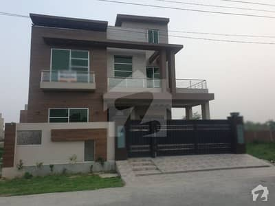 Brand New House Is Available For Sale At Good Location