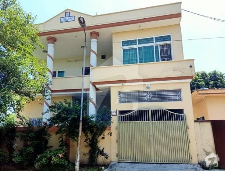 منگلا کینٹ منگلا میں 6 کمروں کا 7 مرلہ مکان 1.25 کروڑ میں برائے فروخت۔