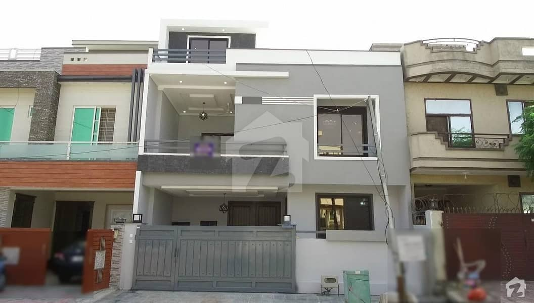 Brand New Double Storey House Is Available For Sale In G-15/1 Islamabad
